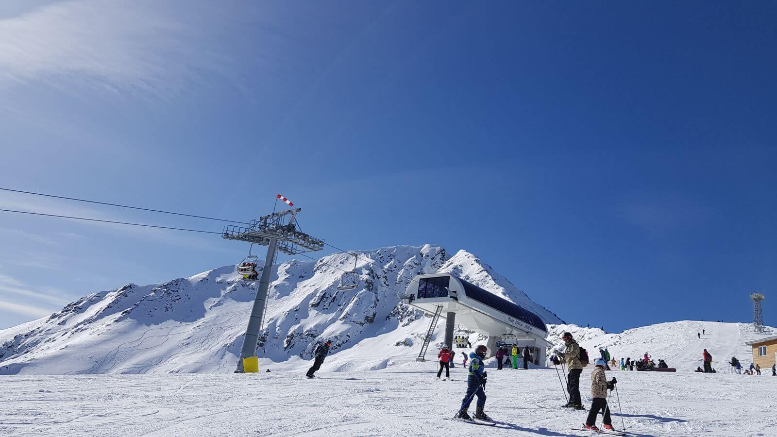 Sciare a Bansko