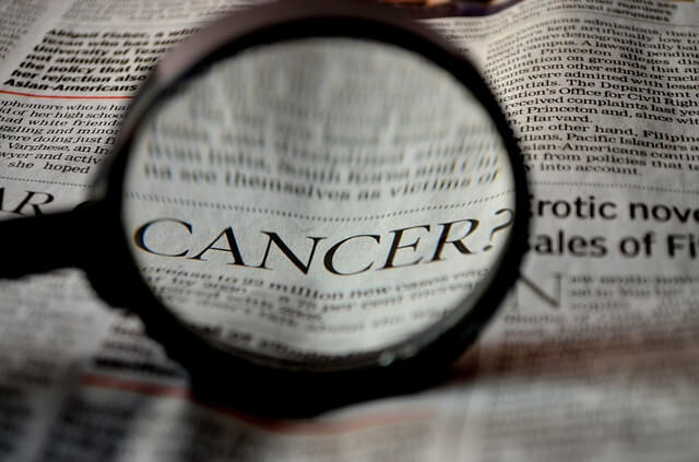 The cancer! – first part