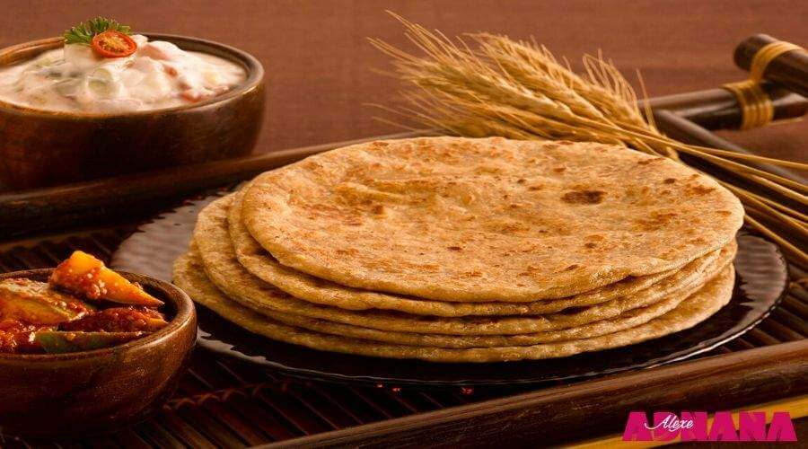 Lipie Indiana – Chapati